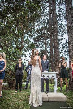 SEÑORITA GALANTE: @ Vestido de Noiva de Crochet