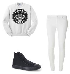 """""""Untitled #12"""" by antoni-huggins on Polyvore featuring Converse and Dorothy Perkins"""