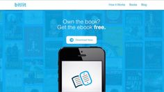 BitLit Offers Free and Cheap Ebooks If You Own the Physical Copy | Drippler - Apps, Games, News, Updates & Accessories