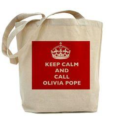 #Scandal Keep Calm and Call Olivia Pope