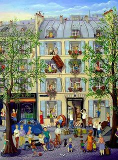 Moving from Paris de Linda Frances Tott