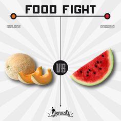 Melone vs Anguria