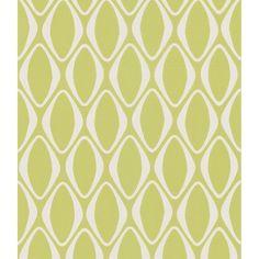 Brewster Home Fashions Echo Design Diamond Geometric Wallpaper in Lime Green