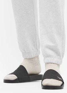 Slide Sandals, Men Sandals, Pool Slides, Adidas Sneakers, Shoes, Style, Fashion, Sandals, Mens Slip On Slippers