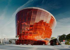 Концертный зал в Латвии