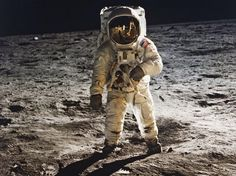 Buzz Aldrin Walks on the Moon in 1969Credit: NASAApollo 11 astronaut Buzz Aldrin walks on the moon in July 1969 in this photo snapped by Neil Armstrong