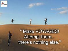 #MotivationalMondays #TravelQuotes @Emirates Adventures Awe-Inspiring #Travel Quotes