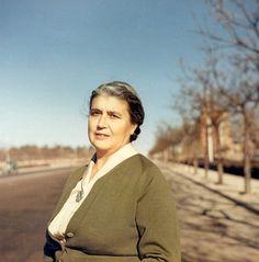 María Moliner, el espíritu de  una bibliotecaria comprometida