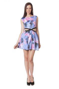 Bluebelle Dress - Rosy Ruby    www.rosyruby.com