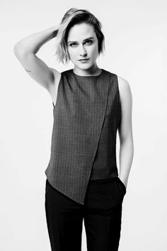 Evan Rachel Wood in JI OH - September 2015