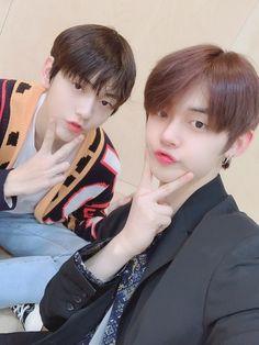 txt's soobin and yeonjun (bighit's new kpop group tomorrow x together) K Pop, Kai, Close Up, Twitter Update, The Dream, Happy Weekend, T Rex, Kpop Groups, K Idols