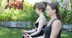 meditation basics and a simple practice you can do at home :)  Photo by Sarah Lehman