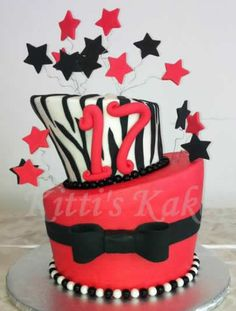 Hollywood Diva Birthday Cake Cakes By Nette St Louis MO