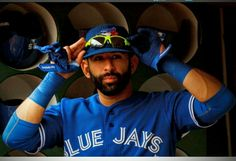 My boy Bautista (Joey Bats) #19