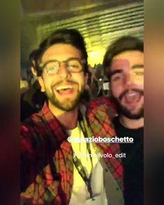 #instagramstories by @barone_piero with @ignazioboschetto #maxnekrenga #concertnight #unipolarena #bologna #ilvolo