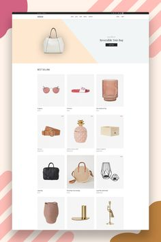 Genova – is a minimalist WooCommerce theme. That will give you and your customers a smooth shopping experience which can be used for various kinds of stores such as boutiques, bookstores, technology stores, jewelries and other types of web shops. It is a beautiful, flexible and super fast theme. #woocommercewordpresstheme #wordpresstemplate #wordpresswebsite