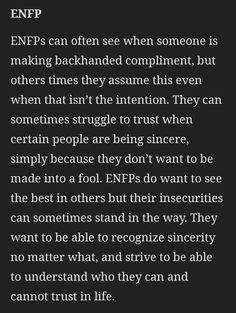 Are You Someone Who Notices Backhanded Compliments, Personality Types Meyers Briggs, Enfp Personality, Personality Quizzes, Enfp And Infj, Infj Love, Enfj, Campaigner Personality, Backhanded Compliment, Enneagram 2