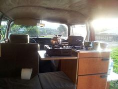 71 early bay westy campervan