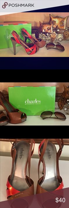 Selling this Charles by Charles David shoes. on Poshmark! My username is: bliss_boutique1. #shopmycloset #poshmark #fashion #shopping #style #forsale #Charles David #Shoes