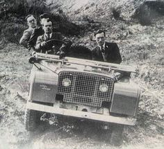 Board meeting #LandRover