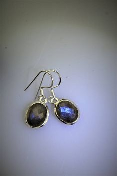 Sima-polodrahokamy / náušnice labradorit v striebre Drop Earrings, Jewelry, Fashion, Jewlery, Moda, Jewels, La Mode, Jewerly, Fasion
