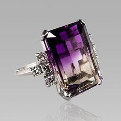 http://www.ringselfies.com/emerald-cut-natural-ametrine-quartz-diamond/