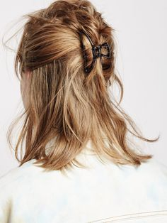 How To Style Your Hair This Is The Coolest Way To Style Your Hair Right Now  Pinterest