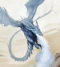 Frostwyvern (Drache)