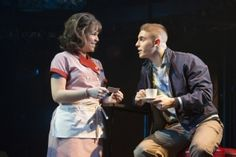 "Dogfight Musical Review | ""...based on the honest, compelling, enthusiastically received 1991 movie of the same name directed by Nancy Savoca"""