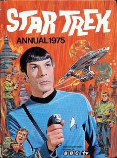 Viaje a las Estrellas (Star Trek): El anuario 1975