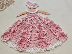 For Inspiration. Crochet Victorian Lady Doily Pillow Cover by charsboutique on Etsy, $19.99. I think I have the pattern for this.
