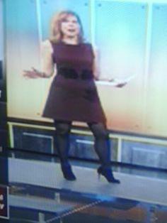Hannah storm in cute tights and shooties Hannah Storm Tights