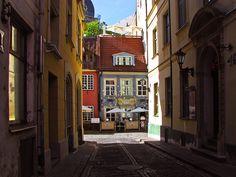 Riga, Latvia (by Lugnerin)