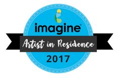 2017 Imagine Artists In Residence Call for Entries! artists, designers, makers, diy, crafters. Create with us! Be a part of the Imagine community.