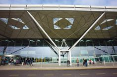 London Stansted Airport   Flickr - Photo Sharing!