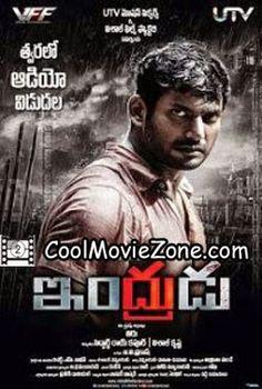 Indrudu (2014) Telugu Movie: Thiru Director of the movie Indrudu (2014) Telugu Movie with Cast Vishal Krishna, Lakshmi Menon, Iniya, Saranya Ponvannan.