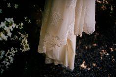 Beautiful English Garden Michigan wedding at Southern Exposure herb Farm.   Photos by Maiko Media.   http://www.maikomedia.com/latest/