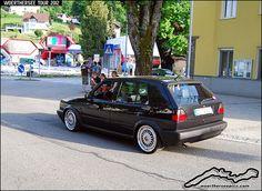 VW Golf Mk2 by retromotoring, via Flickr