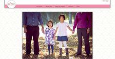 Lori Fuller Photography website design by New Skin Media. SmugMug Customization