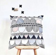 #Pillow - #Kussen - #Nordicinterior - www.vanmariel.nl