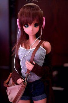 Smart Doll Ebony by teptepp_