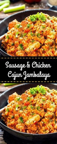 Cajun Chicken Salad is a simple to prepare dish with a taste that is very, very special. Cajun Chicken Salad, Chicken Salad Recipes, Cajun Recipes, Sausage Recipes, Cajun Food, Sweet Recipes, Easy Delicious Recipes, Healthy Recipes, Delicious Food