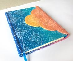 Handcrafted notebook with Oscha SN B&B wrap scrap cover, magnetic closure, blank pages, Blank Page, Summer Ideas, Bookbinding, B & B, Natural Materials, Beauty And The Beast, Binder, Light Colors, Notebooks