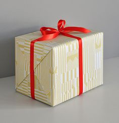 """Memphis"" wrapping paper – Haferkorn & Sauerbrey"