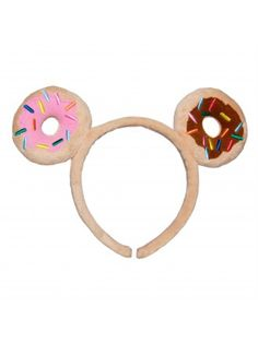 Donutella Plush Headband (Tokidoki) So ridic yet so cute!