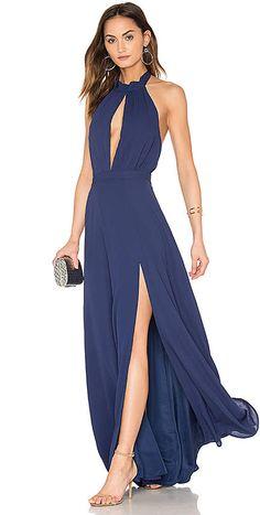 Yumi Kim Starlet Maxi Dress Halter Neck Maxi Dress 4443b05db000