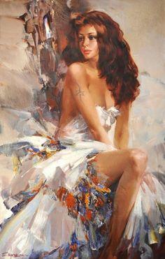 Иван Славинский(Ivan Slavinsky)...   Kai Fine Art