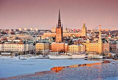 Stockholm, Sweden - #PlacesIdLoveToGo
