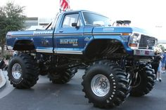 bigfoot monster truck | Bigfoot-monster-truck-920-75