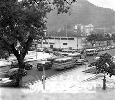 RJ Dezembro de 1961. Logradouros. Rua General Severiano em Botafogo.